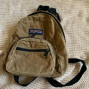 ***VINTAGE*** 1990's Jansport Mini backpack